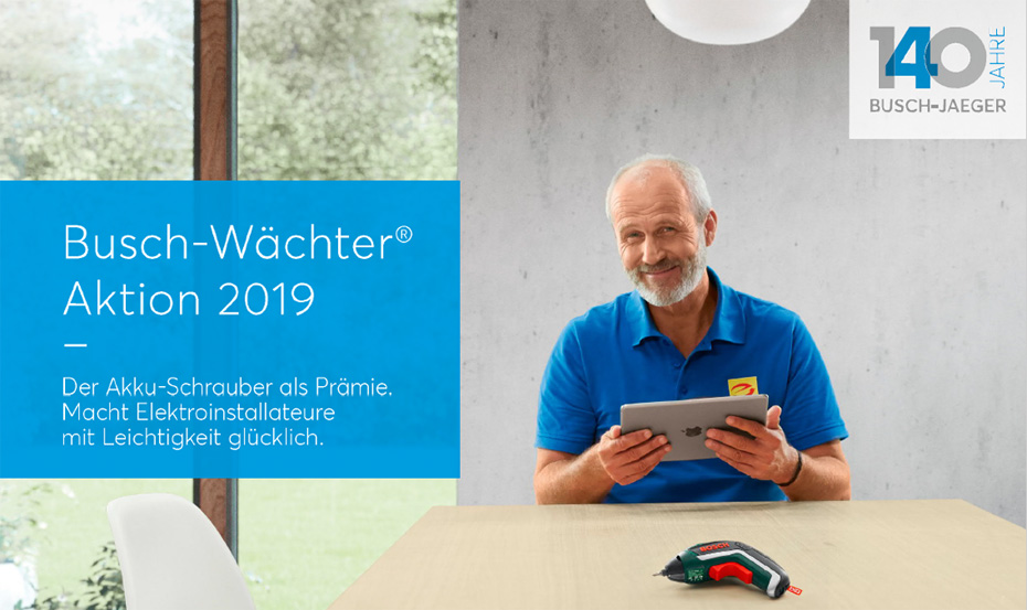 Busch-Wächter® Aktion 2019