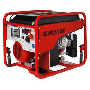 ESE 606 DHS-GT ES, Benzin Stromerzeuger - 7,0 kVA / 400/230 V Synchron IP 23, E-Start