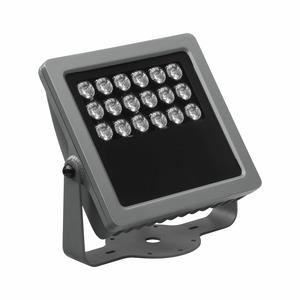 BCP431 RGB 100-240 20 CE CQC PSE, VAYA FLOOD LP G2 RGB - Tiefbreitstrahlend 20° - Farbe: Dunkles Grau