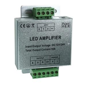 CO-1224AM-RG, Verstärker 3-Kanal, 12V/24VDC  3* 4A, max. 288W, Kompatibel mit Casambi PWM4