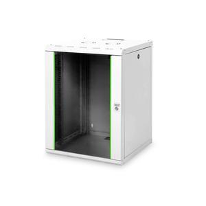 16HE Wandgehäuse 820x600x600 mm, Farbe Grau (RAL 7035)