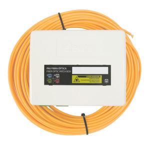 Optische Box 2 Ausgänge und 85m Kabel