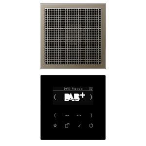 DAB ES1, Smart Radio DAB+, Display, Set Mono, 1 Lautsprecher