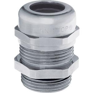 Kabelverschraubung SKINTOP MS-M 20x1,5, Messing, vernickelt