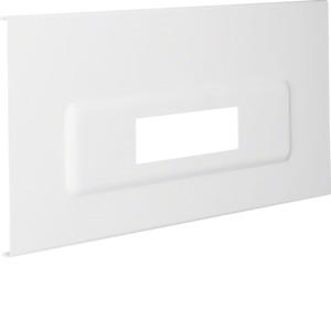 Blende AEE 9-fach PVC FB OT 230 cweiß