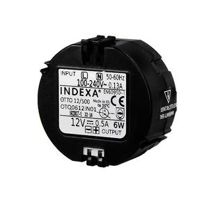 OTTO-12/1000, Unterputz-Netzgerät 12V DC, 1 A stabilisiert, 12 Volt 1000mA Netzteil für UP-Dose