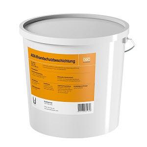 ASX-E, Ablationsbeschichtung im Eimer 5kg