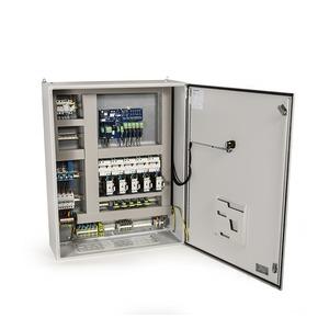 ACS-30-EU-PCM2-5-20A, Schaltschrank (PCM-Modul) für ACS-30, für 5 Heizkreise, inkl. 20-A-Schutzschalter je Heizkreis