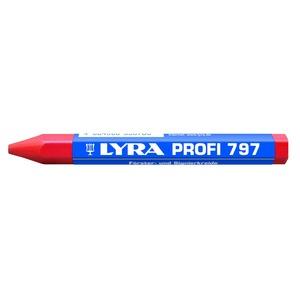 0071615-120, Signierkreide rot 120 mm