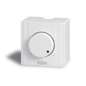 ESA 3, Drehzahlsteller elektronisch für AP-Einbau, 2,5 A, 80 x 80 x 65 mm