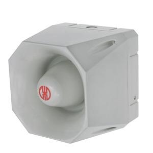 Mehrtonsirene WM 42 Töne 115-230VAC GY-142.100.68