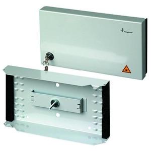 LWL-Kompakt-Spleißbox, 265 x 150 x 57 mm