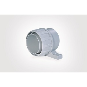 FG45-UH-PP-GY (10), Universal-Wellschlauchhalter FG45-UH-PP-Grau  Preis per Stück Universalhalter Wellschutzschlauch