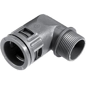 SILVYN® KLICK 90° M16x1,5/2 GY