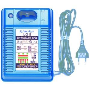 Schnell-Ladegerät LG 5 für NiCd und NiMH-Akkus