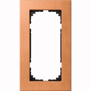 Holzrahmen, 2fach ohne Mittelsteg, Buche, M-PLAN