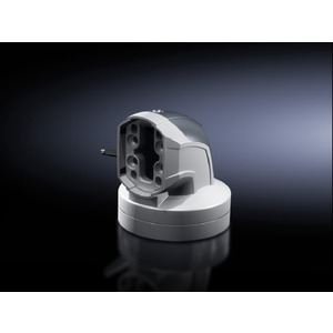 CP 6206.380, Winkelkupplung 90° CP 60/40 für Tragarmanschluss Ø 130 mm