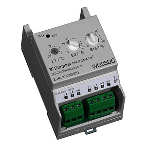 WG 05DC, DC-Aufladesteuerung Dimplex PROTOMATIK