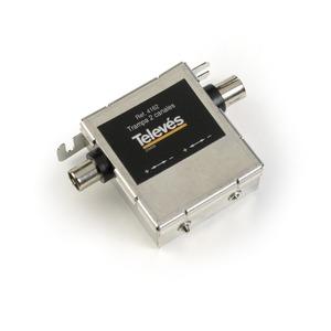 Sperrkreis zwei Kanäle 47 - 862 MHz