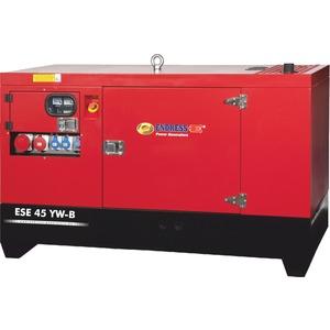 ESE 45 YW-B, Diesel Stromerzeuger schallgedämmt Langsamläufer 1500 U/min - 42,0 kVA / 400/230 V