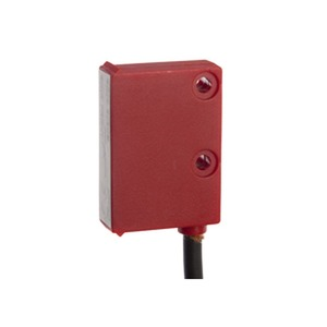 sensor magn,weg0,1mm 10x37x25 24VDC,2x20mA,PP,2m Kabel 4pol+Schirm