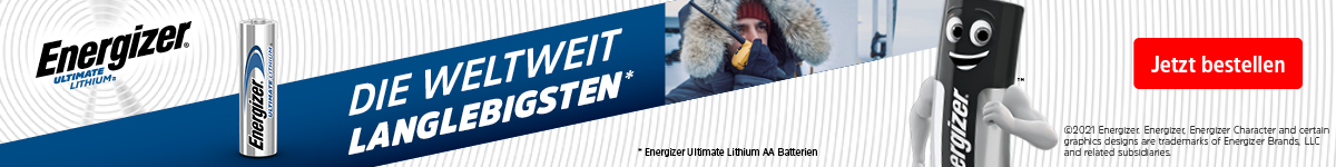 Energizer  - Ultimate Lithium