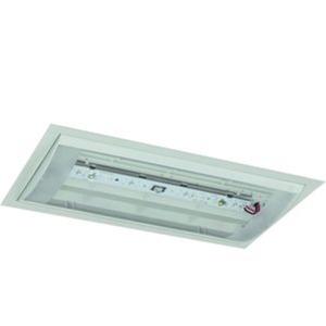 Style 23011 LED SL, LED Sicherheitsleuchte als Deckeneinbauleuchte