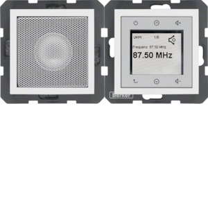 Radio Touch und Lautsprecher S.1/B3/7 pw