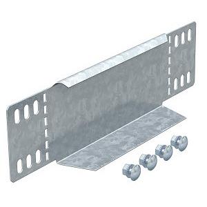RWEB 840 FS, Reduzierwinkel/ Endabschluss für Kabelrinne 85x400, St, FS