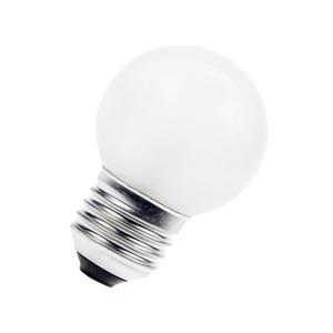 473411, LED Ball G45 E27 240V 1W CW