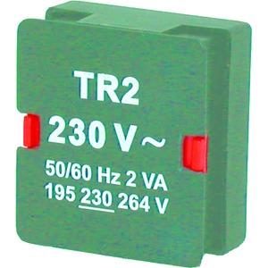 Zubehör - Trafomodul 230V AC, Tr2-230V AC Trafomodul f. Tih,Tiw,Tpw,Tuh,Tuw