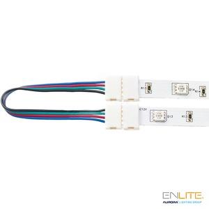EN-STRGBC, LEDLine™ PRO Kabelverbinderclip für RGB Strip