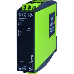 G2TF02 230VAC, Motor-Temperaturüberwachung, 2 Wechsler, 230V AC