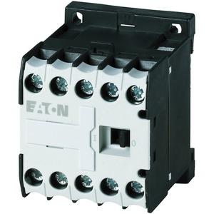 DILER-31(110V50/60HZ), Hilfsschütz, 110 V 50/60 Hz, S = Schließer: 3 S, Ö = Öffner: 1 Ö, Schraubklemmen, Wechselstrombetätigung