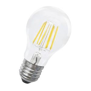 HFilGLSA60E27CL8.5W, LED Retrofit E27 Filament, 8,5W, 2700K, 850lm, Birne