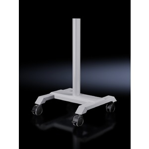 CP 6106.400, Standfuß-Bodenplatte modular, CP 60 groß, BHT 600x205x550 mm, Belastung 35kg
