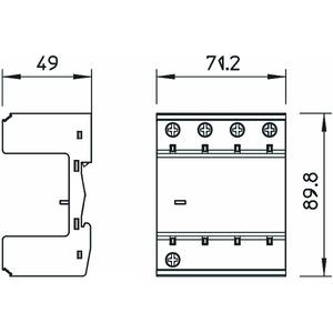 MB 3+NPE, MultiBase 3-polig + NPE 3+NPE