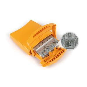 Einschleusweiche 3 in 1- UKW / VHF / UHF mit LTE-Filtern
