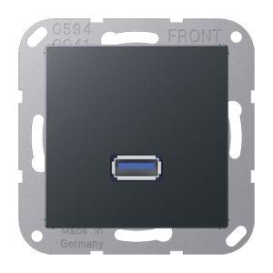 MA A 1122 ANM, USB, Tragring, Schraubbefestigung, bruchsicher