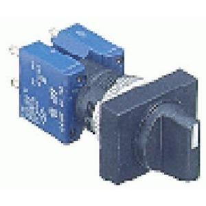 TH25 2-Stellungs-Drehschalter rasten, 0 +90° IP40 D16,2mm ohne Frontrahmen ohne Kontakt
