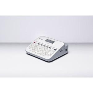 Beschriftungsgerät, P-touch D400VP, Tischgerät, für: TZe-Bänder