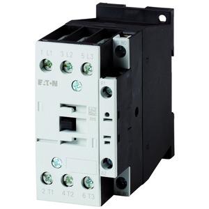 DILM25-10(115V60HZ), Leistungsschütz, 3-polig, 380 V 400 V 11 kW, 1 S, 115 V 60 Hz, Wechselstrombetätigung, Schraubklemmen