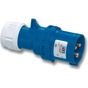 Stecker 16A 3p 6h SHARK