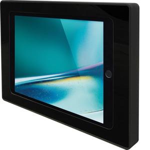 surDock-iPad-10,5 black, Dockingstation mit Ladefunktion, schwarz