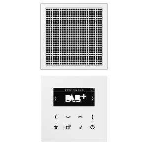 DAB LS1 WW, Smart Radio DAB+, Display, Set Mono, 1 Lautsprecher