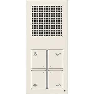 SI 4 A W, Audio-Innenstation Standard, kompakte Aufputzausführung, bruchsicher