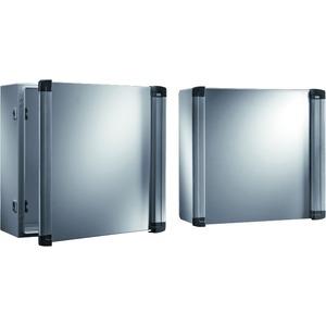 CP 6315.400, Bediengehäuse mit Griffleisten, BHT 500x500x210 mm, Servicezugang von vorne