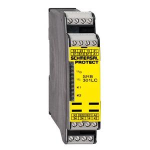 SRB301LC/B 24V, Sicherheits-Relais-Baustein