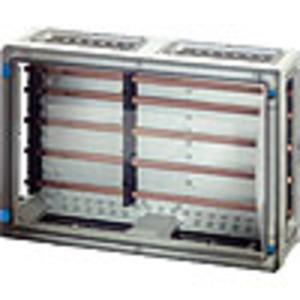 FP 3402, ENYSTAR-Sammelschienengehäuse 540x360mm, Sammelschienen 250A, 5polig