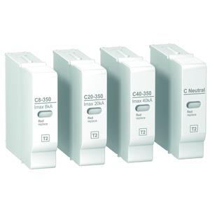 Ersatzschutzmodul C-Nullleiter-350 für Überspannungsschutz iQuick PRD